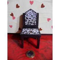 Miniatura Cadeira De Madeira Feito A Mao Casa De Bonecas