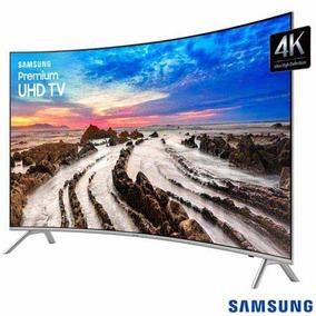 Smart Tv 4k Samsung Curva Led 55 Smart Tizen Un55mu7500gxzd