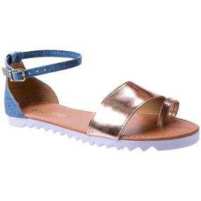 55a682f6790 Rasteira Akazzo Feminino Sandalias - Sapatos em Rio de Janeiro no ...