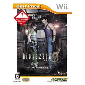 Biohazard 0 (el Mejor Precio!) Japan Import W58