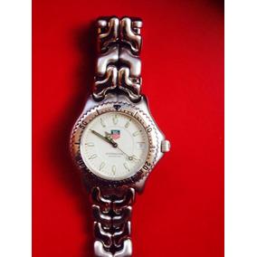 Reloj Tag Heuer Suizo Ws 1112-0 Professional Acero
