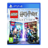 Lego Harry Potter: Collection Formato Físico Ps4 Original