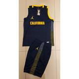 Uniforme Baloncesto De California
