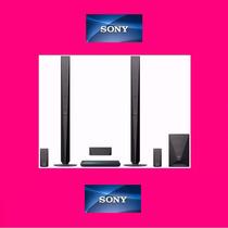 Novo Home Theater Sony Bdv-e4100 Blu-ray 5.1 3d/wifi 1000w