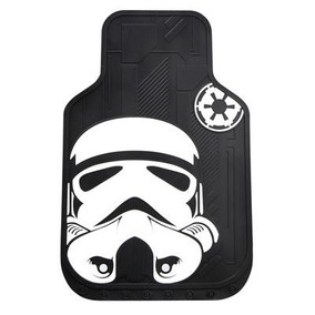 Tapetes Para Coche Star Wars Stormtrooper Juego 2pz.