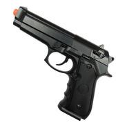 Pistola Airsoft Beretta M296 240 Fps 13bbs 6mm Slide Metal