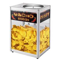 Vitrina Exhibidora Nachera Palomera Grado Comercial Nachos