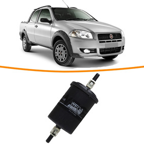 Filtro De Combustivel Fiat Strada 1.8 8v 132 Cv 2010 A 2011
