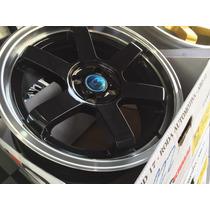 Jg Roda Volk Racing K57 Te37 Aro 15 Tala 7,5 Gm Vw+pneu