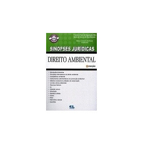 Sinopses Jurídicas De Direito Ambiental Para Concursos