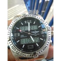 Breitlin Reloj Acero Inoxidable Contra Agua