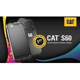 Celular Caterpillar S60-cámara Infrarroja-12 Cuotas S/int.