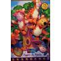 Walt Disney - Winnie The Pooh - Familia Tiggerific (5 Mini S