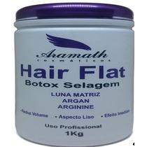 Hair Flay Selagem Botox S/ Corante Aramath 1kg
