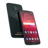 Smartphone Motorola Moto Z3 Play Tela 6 64 Gb 4g Nacional