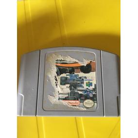 Fórmula 1 Grandprix Nintendo 64