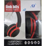 Audifonos Bg018 Bluetooth Link Bits