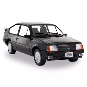 Coleção Chevrolet Miniatura Monza Hatch S/r 1986 Edição 39