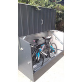 Guarda Bicicletas De Exteriores De Acero Trimetals
