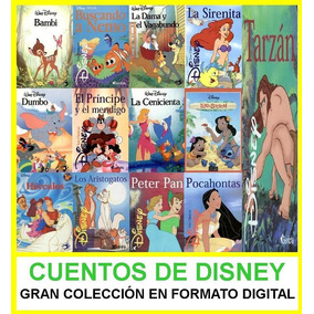 Disney Cuentos Infantiles Pack Pdf 40 Titulos