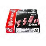 Cable Electrico Thw Calibre 14 Iusa Negro 100 Metros