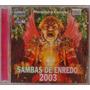 Cd-sambas De Enredo Do Rj-grupo Especial-2003