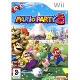 Mario Party 8 Para Wii Usado Blakhelmet C