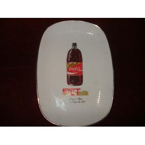 Bandeja Conmemorativa. Coca Cola. Año 1980! Envío Gratis!