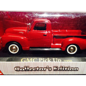 Signature Models-yat Ming 1-43 Gmc 1950 Pick Up En Caja