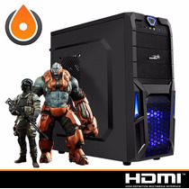 Pc Gamer Cpu Intel Placa De Video 1gb Ddr3 Hd 1tb 4gb