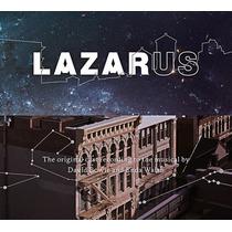 Lazarus - The Original Cast - David Bowie - Cd Doble. Nuevo.