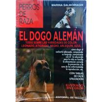 Libro El Dogo Aleman Editorial De Vecchi