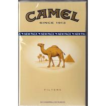 Camel Box Full Argentina 2009 Coleccion