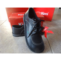 Zapato Colegial Kickers Niño (scoop)