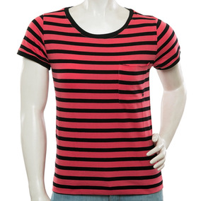 Remera Stripes Converse Sport 78