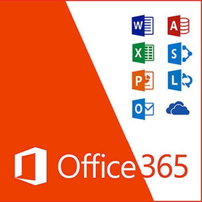 Office 365 + 5tb Onedrive En 5 Pc - Mac