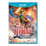 The Legend Of Zelda: Hyrule Warriors Para Wii U - Nuevo