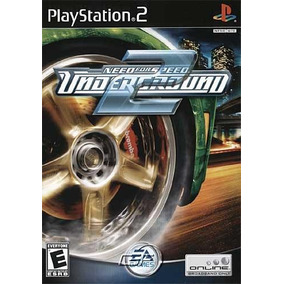 Need For Speed Underground 2 - Ps2 Patch + Encarte