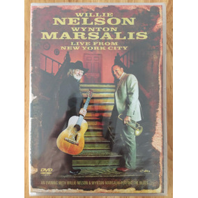 Dvd Willie Nelson Wynton Marsalis Live From New York City