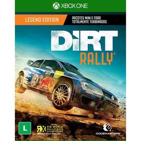 Jogo Dirt Rally Legend Edition - Xbox One - Não Perca