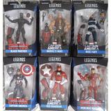 Serie Completa Baf Giant Man Marvel Legends America Civil Wa