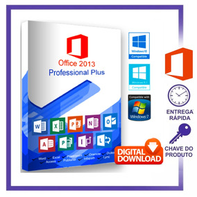 Office Pro Plus 2013 Licença Chave Serial Online