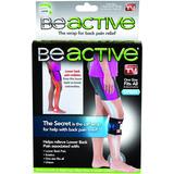 Solução Active - Joelheira Beactive Alívio Dor Nervo Ciático