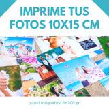 Impresion Fotos Promo 100 Fotos 10x15 + Foto 28x20 De Regalo