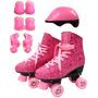 rosa com freio rosa