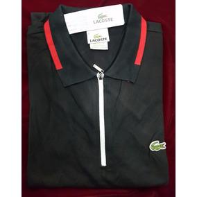 Camisetas Lacoste Tipo Polo 100% Originales Made In Peru Masculina ... 5fc8ef850eb4f