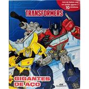 Transformers - Gigantes De Aço