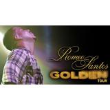 Entradas Romeo Santos. Plateas Altas Golden, Lunes19