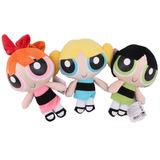 Muñecos Peluches Chicas Superpoderosas