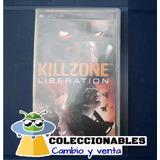 Killzone Liberation / Psp Umd